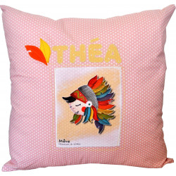 coussin indienne